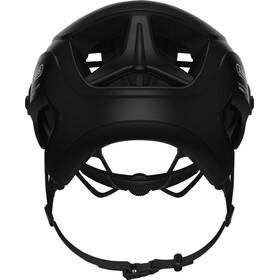ABUS Montrailer Fietshelm zwart